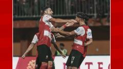 Indosport - Terdapat 3 catatan mendereng usai Madura United cukur Barito Putera dengan skor yang cukup telak, yakni 4-0 di Liga 1 2020, Sabtu (29/02/20).