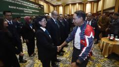 Indosport - Menteri Pemuda dan Olahraga (Menpora), sekaligus ketua INAFOC Zainudin Amali akhirnya memilih GBK Arena sebagai kantor Panitia Pelaksana Piala Dunia U-20 2021 (INAFOC)