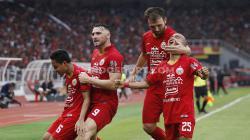Bintang klub Liga 1 Prsija Jakarta, Marko Simic, mengaku terkejut dengan hasil lelang medali juara Liga 1 miliknya.