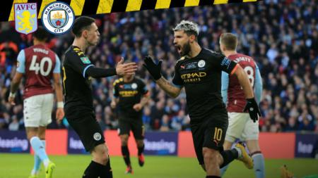 Ada kisah lucu yang mewarnai Fajar 'Pace' Fathurrahman saat menyaksikan langsung laga final Carabao Cup antara Manchester City vs Aston Villa. - INDOSPORT
