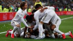 Indosport - LaLiga Spanyol pastikan bakal kembali pada 11 Juni nanti. Siapa sangka Real Madrid akan rasakan sensasi turun kasta menyambut sisa musim.