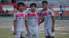 Indosport - Kick-off Liga 2 pada hari ini, Sabtu (14/03/20) di Stadion Batakan, kapten Kalteng Putra, Fauzan Jamal akui buta kekuatan Persiba Balikpapan.