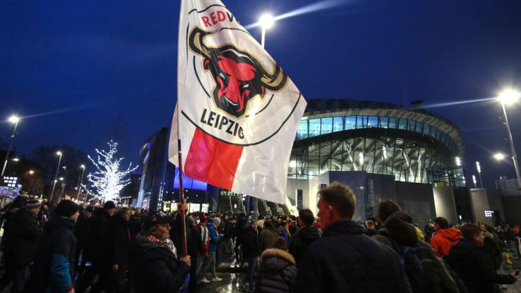 Fans RB Leipzig Copyright: Charlotte Wilson/Offside/Offside via Getty Images