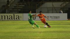 Indosport - Pemain Persiraja Banda Aceh, Agus Suhendra.