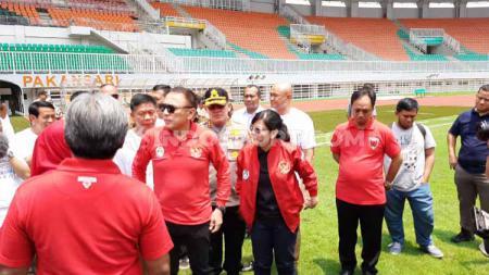 PSSI terus melakukan pergerakan terkait kesiapan Indonesia sebagai tuan rumah Piala Dunia U-20 2021 mendatang. - INDOSPORT