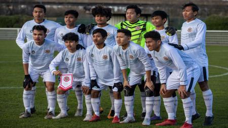 Barito Putera kembali mempromosikan pemain muda ke skuat senior yang bermain di Liga 1 2020. Kali ini, ada jebolan Garuda Select, Alif Jaelani. - INDOSPORT