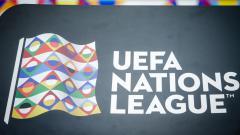 Indosport - Logo UEFA Nations League.