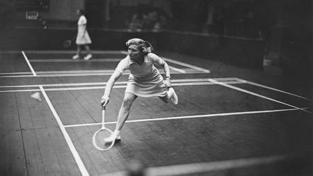 Betty Uber, pebulutangkis putri legenda di All England - INDOSPORT