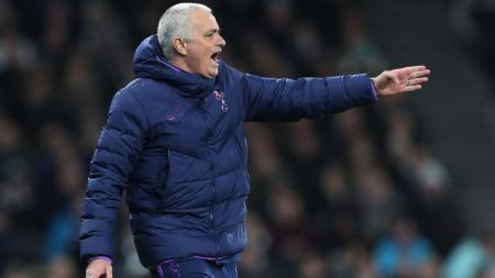 Jose Mourinho memberikan pujian setinggi langit untuk Gareth Bale usai membawa Tottenham Hotspur menggilas Burnley 4 gol tanpa balas. - INDOSPORT
