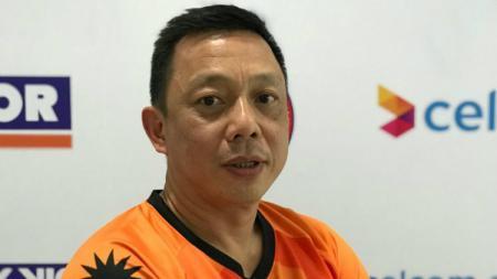 Asosiasi Bulutangkis Malaysia (BAM) langsung memberikan tes kepada pelatih bulutangkis asal Indonesia, Paulus Firman, yang menangani sektor ganda campuran. - INDOSPORT