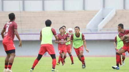Persiapan Klub Liga 1 2020, Persita Tangerang jelang lawan PSM Makassar. - INDOSPORT