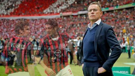Dengan Keahliannya, bukan tidak mungkin jika Ralf Rangnick memunculkan The Next Paolo Maldini hingga Andriy Shevchenko baru di kubu AC Milan. - INDOSPORT