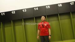 Indosport - Ketua Umum PSSI, Mochamad Iriawan, melakukan inspeksi ke stadion GBK yang jadi venue Piala Dunia U-20 2021.