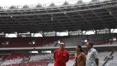 Indosport - Mari menengok beberapa stadion yang layak jadi venue wacana sentralisasi Liga 1 2020 di Pulau Jawa. Seperti apa kira-kira?