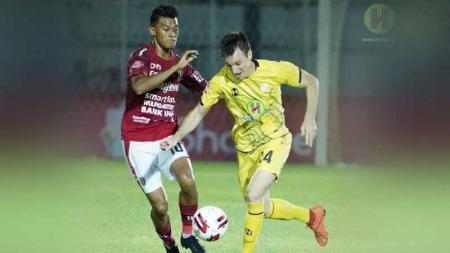 3 Alasan Barito Putera bisa taklukkan PSM Makassar di Stadion Mattoangin, Minggu (15/03/20) malam untuk pekan ketiga Shopee Liga 1 2020. - INDOSPORT
