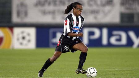 Edgar Davids merupakan legenda Juventus dan Ajax Amsterdam yang dijuluki The Pitbull. Apa kabar dirinya? - INDOSPORT