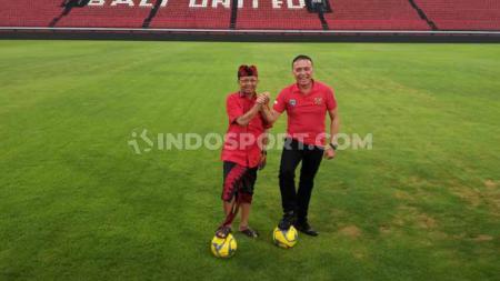 Gubernur Bali, I Wayan Koster, menegaskan keinginan Bali menjadi tuan rumah Piala Dunia U-20 2021. - INDOSPORT