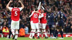 Indosport - Masa Isolasi Sudah Habis, Pemain Arsenal Tetap Tidak Diperbolehkan Latihan