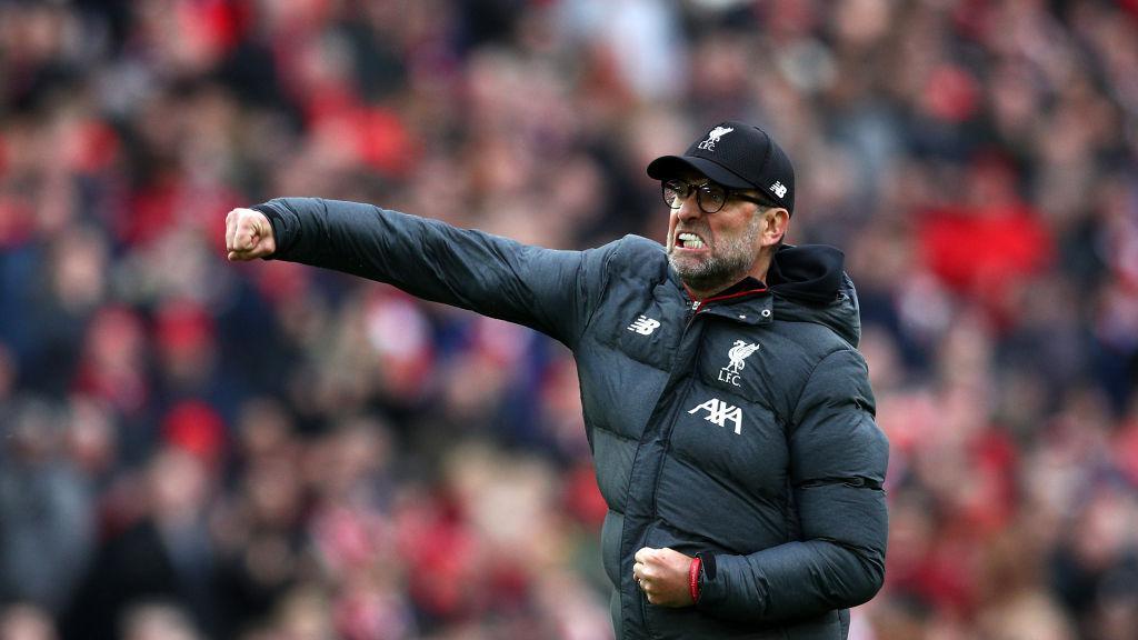 Liverpool Frustrasi, Klopp: Pertahanan Man United Hal Terburuk dalam Sepak Bola