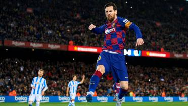 Geledah Pesawat Jet Pribadi Milik Lionel Messi yang Senilai Rp241 Miliar
