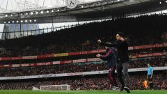 Indosport - Mikel Arteta bersyukur Arsenal menang atas Norwich City di Liga Inggris.