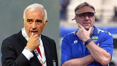 Berikut daftar pelatih asing yang pernah menukangi Persib Bandung sejak tahun 1980. - INDOSPORT