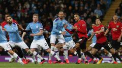 Indosport - Manchester City akan mengalami jadwal terpadat dari pada klub-klub lainnya ketika Liga Inggris dilanjutkan kembali pada pertengahan bulan Juni.