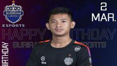 Indosport - Rizky Faidan, pemain PES Indonesia di Thai e-League Pro