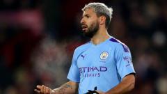 Indosport - Liga Inggris tengah libur, pemain Manchester City, Sergio Aguero, pilih jadi guru sekolah.
