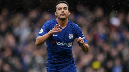 Pedro Rodriguez buru-buru klarifikasi mengenai rumor yang menyebut dirinya resmi hengkang dari klub Liga Inggris Chelsea pada akhir musim - INDOSPORT