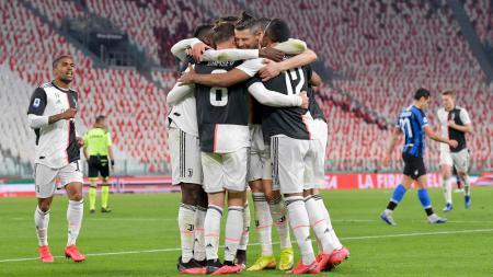 Sukses hancurkan Inter Milan di pekan 26 Serie A Liga Italia, Maurizio Sarri sempat lakukan strategi 'pengorbanan' ini. - INDOSPORT