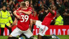 Indosport - Berkat Paul Pogba dan Bruno Fernandes, dua gelandang Manchester United mampu berkembang dengan pesat.