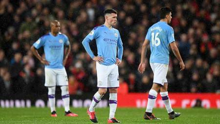 Larangan Manchester City berlaga di Liga Champions akan ditentukan pada tanggal 13 Juli 2020 oleh Badan Arbitrase Olahraga. - INDOSPORT
