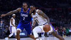 Indosport - Pemain NBA, LA Lakers, LeBron James, sukses jadi raja media baru usai bangung perusahaan senilai Rp1,4 triliun.