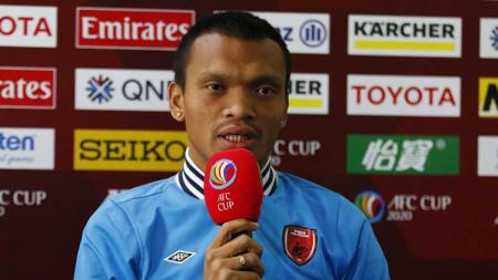 Niatan PSMS Medan untuk menambah amunisi baru untuk mengarungi home tournament Liga 2 2020 yakni dengan mengincar 3 pemain dari Liga 1, termasuk Ferdinand Sinaga. - INDOSPORT