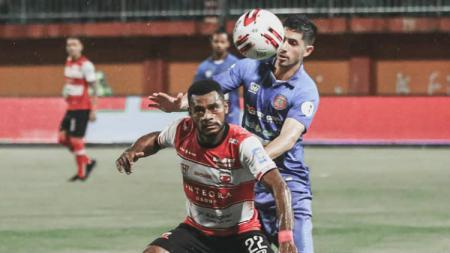 Tim promosi Liga 1 2020, Persiraja Banda Aceh, berhasil menahan imbang tuan rumah Madura United pada pekan kedua, Senin (09/03/20) WIB - INDOSPORT