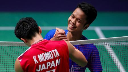 Media Amerika Serikat merilis nama-nama pemain tunggal putra yang menjadi kandidat peraih medali emas di gelaran Olimpiade Tokyo 2020 yang akan digelar 2021. - INDOSPORT