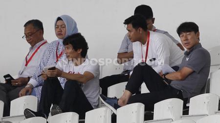 Federasi sepak bola Indonesia, PSSI berencana menyesuaikan gaji pelatih dan asisten pelatih Timnas Indonesia. Hal ini dikarenakan tidak adanya kegiatan selama pandemi virus corona. - INDOSPORT