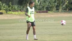 Indosport - Pemain PSS Sleman, Irfan Bachdim.
