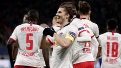 Indosport - Berikut 5 catatan di luar nalar laga leg kedua babak 16 besar Liga Champions antara RB Leipzig vs Tottenham Hotspur, Rabu (11/03/2020) dini hari WIB.
