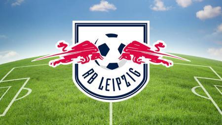 Logo klub Bundesliga Jerman RB Leipzig. - INDOSPORT