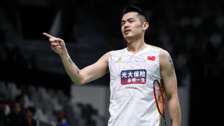 Lin Dan, legenda bulutangkis China - INDOSPORT