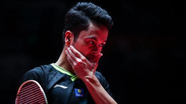 Hasil Thailand Open 2021: Paksa Rubber Game, Anthony Ginting Tetap Gagal ke Final - INDOSPORT