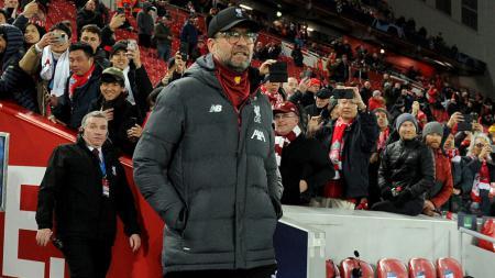 Asister pelatih Liverpool, Pep Lijnders, yakin pola pikir Jurgen Klopp jadi alasan dibalik tangguhnya The Reds dalam beberapa tahun terakhir - INDOSPORT