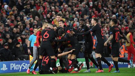 Berikut 5 Moment Comeback di Liga Champions 2019/2020 - INDOSPORT