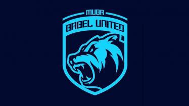 Logo klub Liga 2, Muba Babel United.