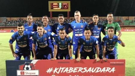 Skuat Persiraja Banda Aceh di Liga 1 2020. - INDOSPORT