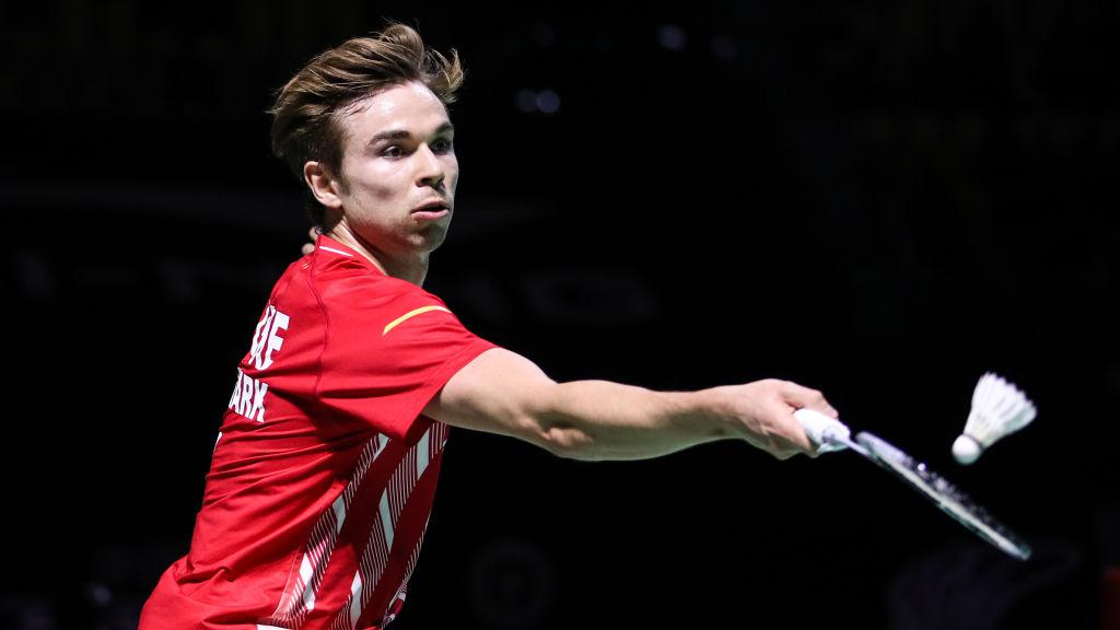 Luar Biasa! Pebulutangkis Gurem Tumbangkan Unggulan 1 Sekaligus Runner-up Denmark Open