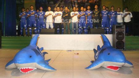 Launching klub Liga 2 PSCS Cilacap. - INDOSPORT