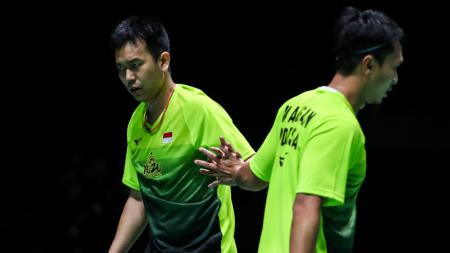 Hari ini, tepat 30 Juli 2019 setahun yang lalu, pasangan Mohammad Ahsan/Hendra Setiawan disingkirkan oleh wakil Malaysia di babak pertama Thailand Open 2019. - INDOSPORT